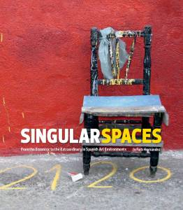 Singular Spaces front cover