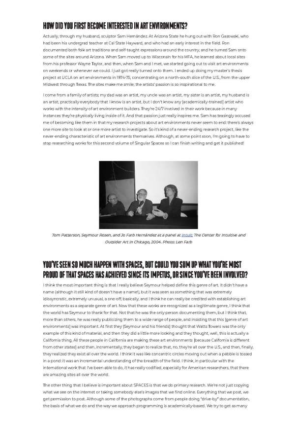 Interview with Jo Farb Hernández_ SPACES Director and Chief Curator Emerita _2_ SPACES_Page_3