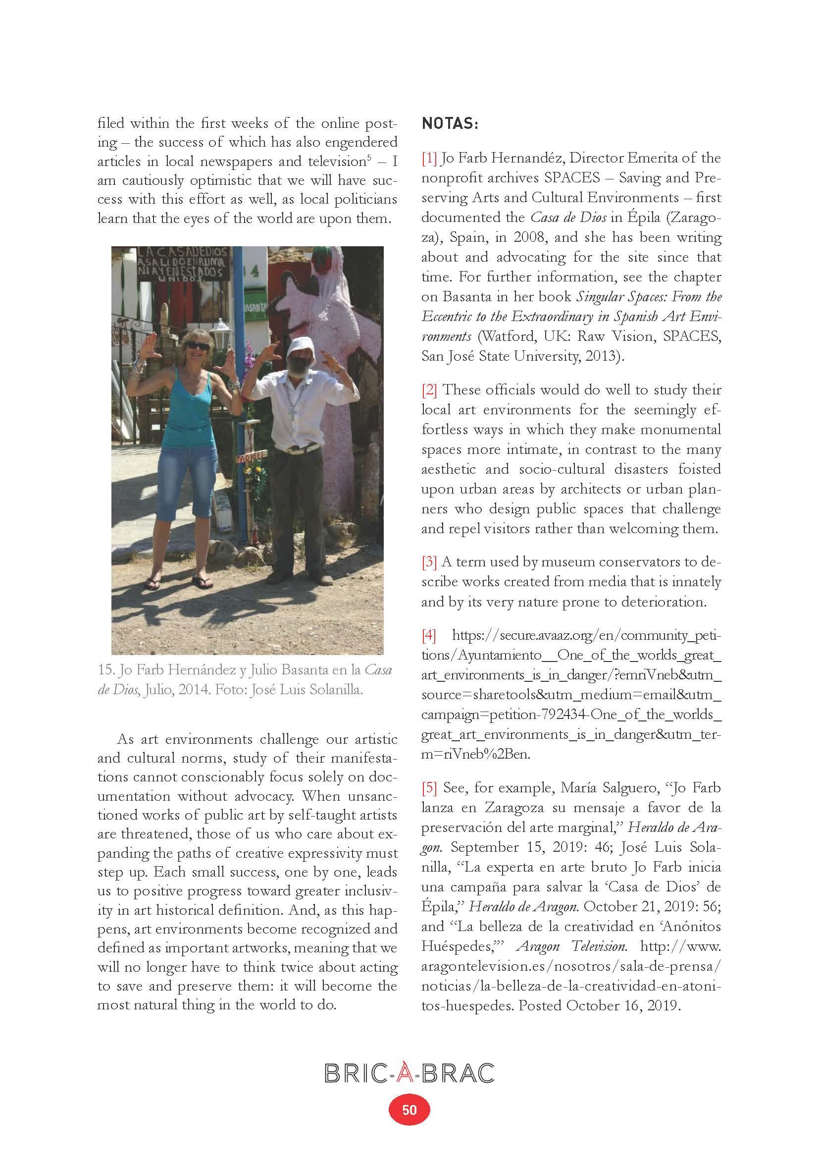 La Lucha para Salvar La Casa de Dios u otros Bric a Brac 3 Spring 2020 final_Page_7